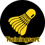 Badminton Trainingsort