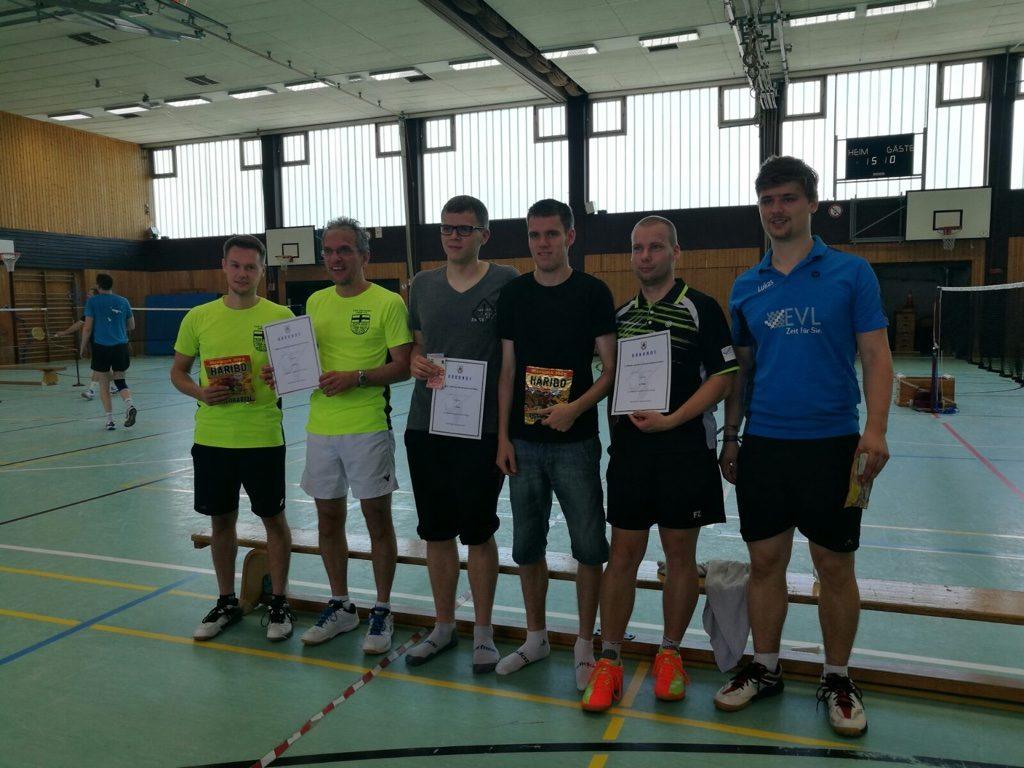 Turniersieg in Lohmar